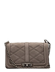 Love Crossbody - 020 GREY /  ANTIQUE SILVER