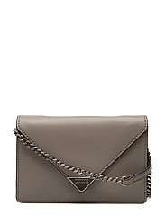 Molly Crossbody - TAUPE / ANTIQUE SILVER