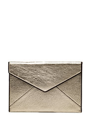 Leo Clutch - LIGHT GOLD / GUNMETAL