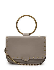 Ring Crossbody - TAUPE / ANTIQUE BRASS