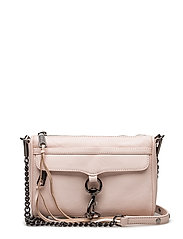 Mini Mac Smooth Leather - SOFT BLUSH / GUNMETAL