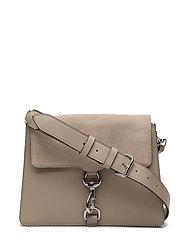 Mab Shoulder Bag - SANDSTONE/SILVER