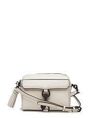 Mab Camera Bag - ANTIQUE WHITE/BLACK