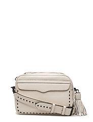 Bryn Camera Bag - ANTIQUE WHITE/BLACK