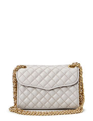 QUILTED MINI AFFAIR - PUTTY