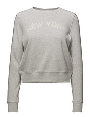 Kassidy Sweatshirt: Feminista - 053 LT HEATHER