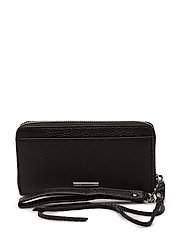 Vanity Phone Wallet - 001 BLACK /  SILVER