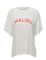 Malibu Lombardo - WHITE/HIBISCUS