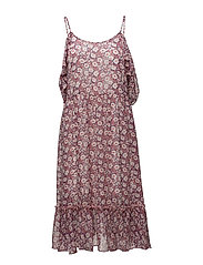Buffy Dress - POPPY PRINT