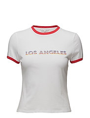 Iopeka Top Los Angeles - WHITE