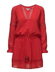 Aulani Dress - LIPSTICK
