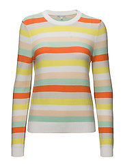 Cahuilla Top - MULTI STRIPE