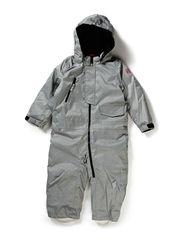 R-tec overall, Orman - grey melange