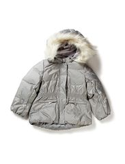 Reima Down jacket, Emmy lt. - grey