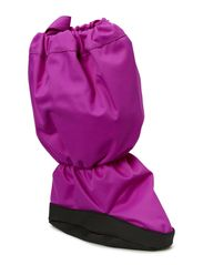 Bootees - Purple