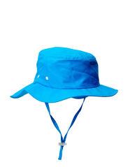 Sun hat, SPF 50+ - Mid blue