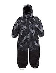 Reimatec® overall, Kiekko - BLACK