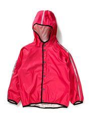 Rain jacket, Vihma - fuchsia