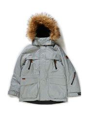 Reimatec® jacket, Seginus - Grey melange