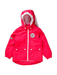 Jacket, Toisto, waterproof 10.000mm - Cerise pink