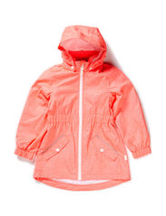 Jacket, Toisto, waterproof 5.000mm - Neon coral