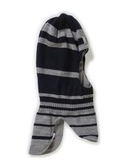 Balaclava - Navy w stripes