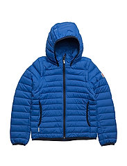 Down jacket Fleet - BLUE