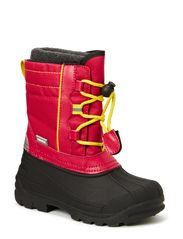 Winter boots - Cherry