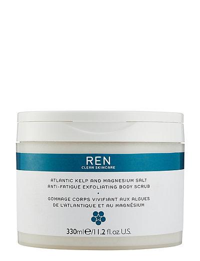 ATLANTIC KELP AND MAGNESIUM BODY SCRUB 330 ml - CLEAR