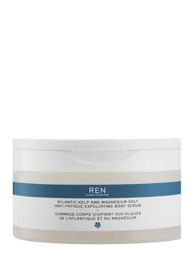 ATLANTIC KELP AND MAGNESIUM BODY SCRUB 150 ml - CLEAR