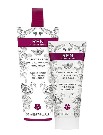 Hand creme Moroccan rose - CLEAR