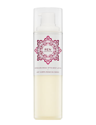 MOROCCAN ROSE OTTO BODY LOTION - CLEAR