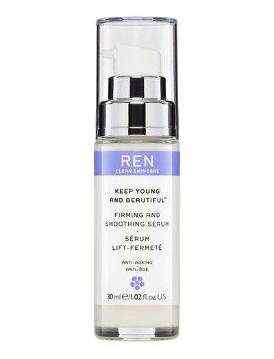 FIRMING  AND SMOOTHING SERUM - CLEAR