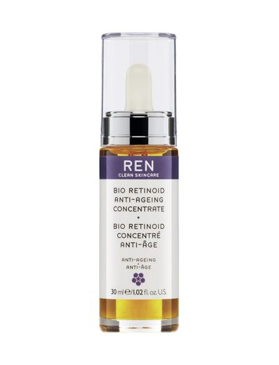 ANTI-WRINKLE CONCENTRATE OIL - CLEAR