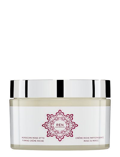 MOROCCAN ROSE OTTO FIRMING CREME RICHE - CLEAR