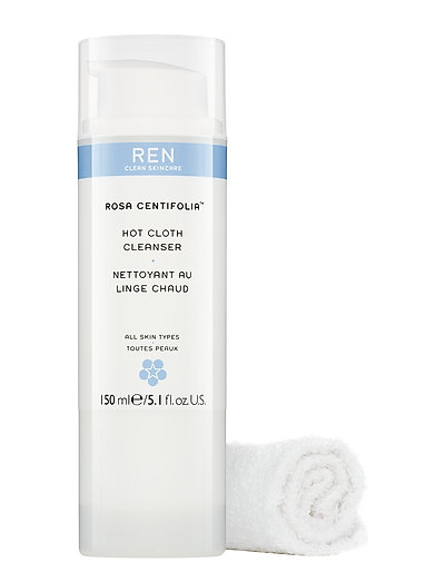 HOT CLOTH CLEANSER - CLEAR