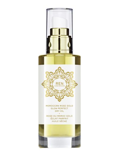MOROCCAN ROSE GOLD GLOW PERFECT DRY OIL - CLEAR