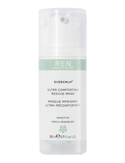 ULTRA COMFORTING RESCUE MASK - CLEAR