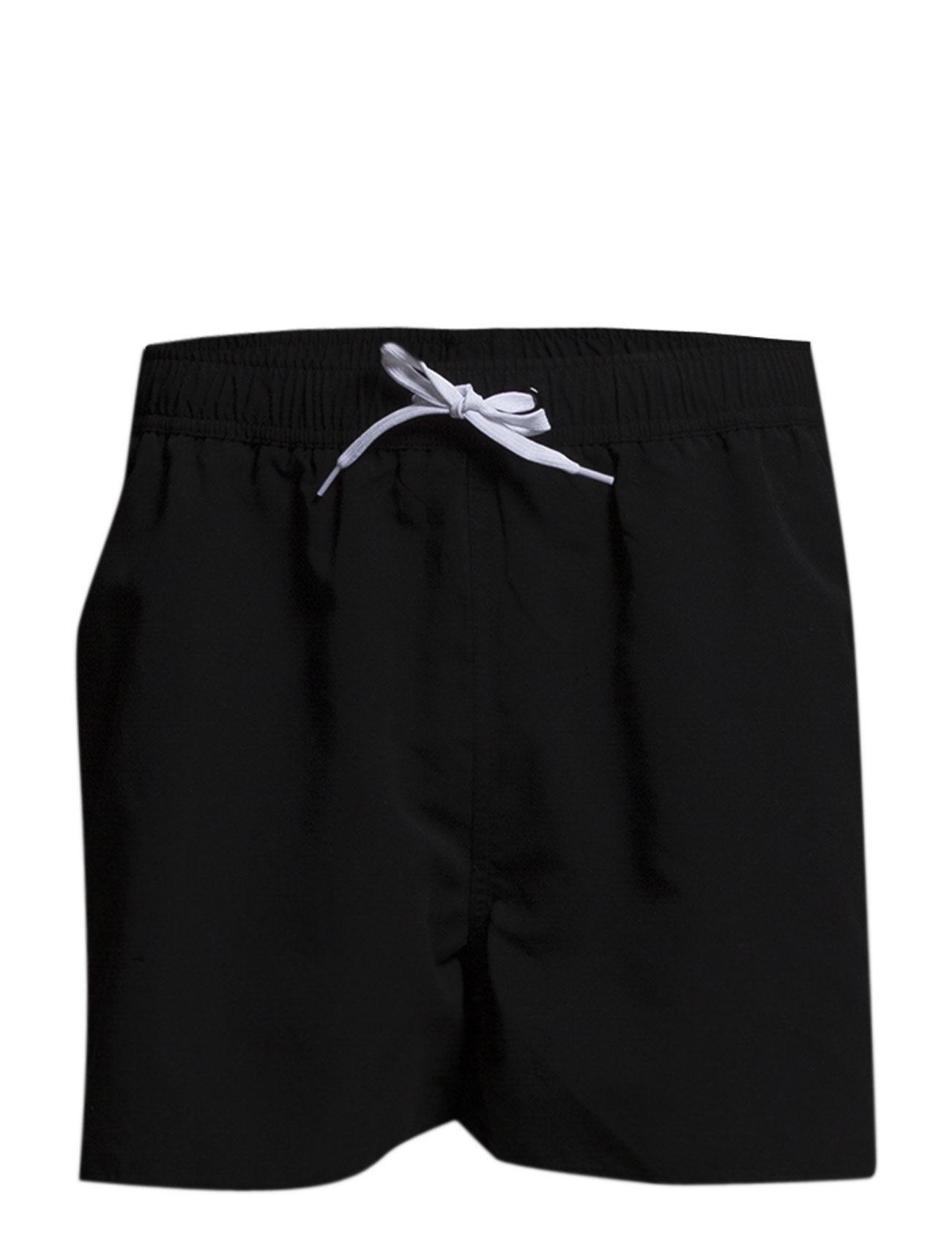 Swimwear Resteröds Shorts til Mænd i Sort