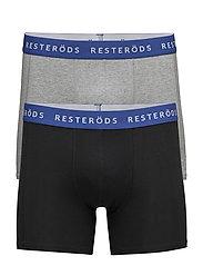 Resteröds 2-pack Sven - BLACK/GREY