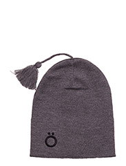 BELLA SOLID Hat - GREY