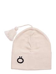 BELLA SOLID Hat - WHITE