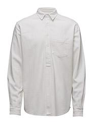 Pop over shirt - WHITE