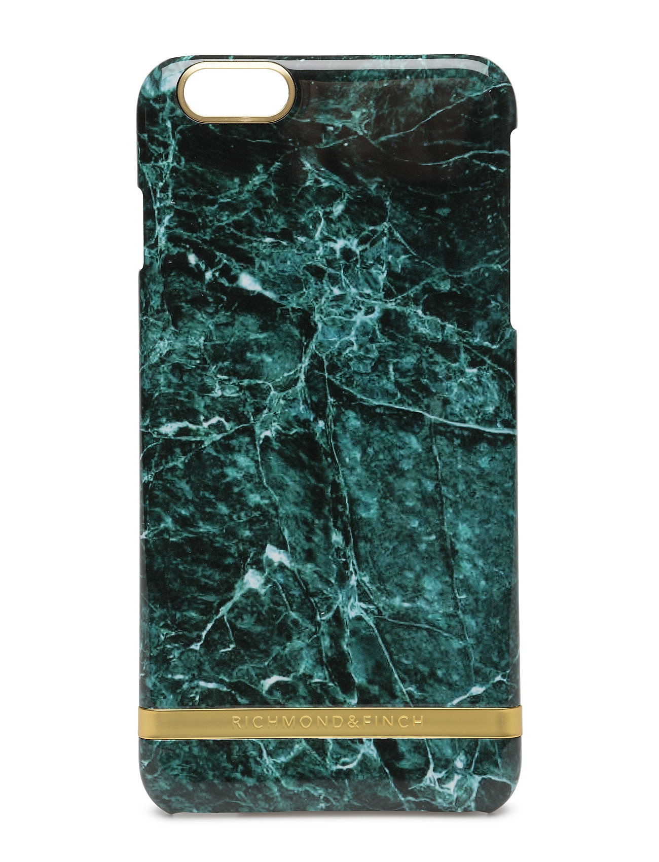 White Marble Glossy Iphone 6plus Richmond & Finch Mobiltelefon accessories til Mænd i
