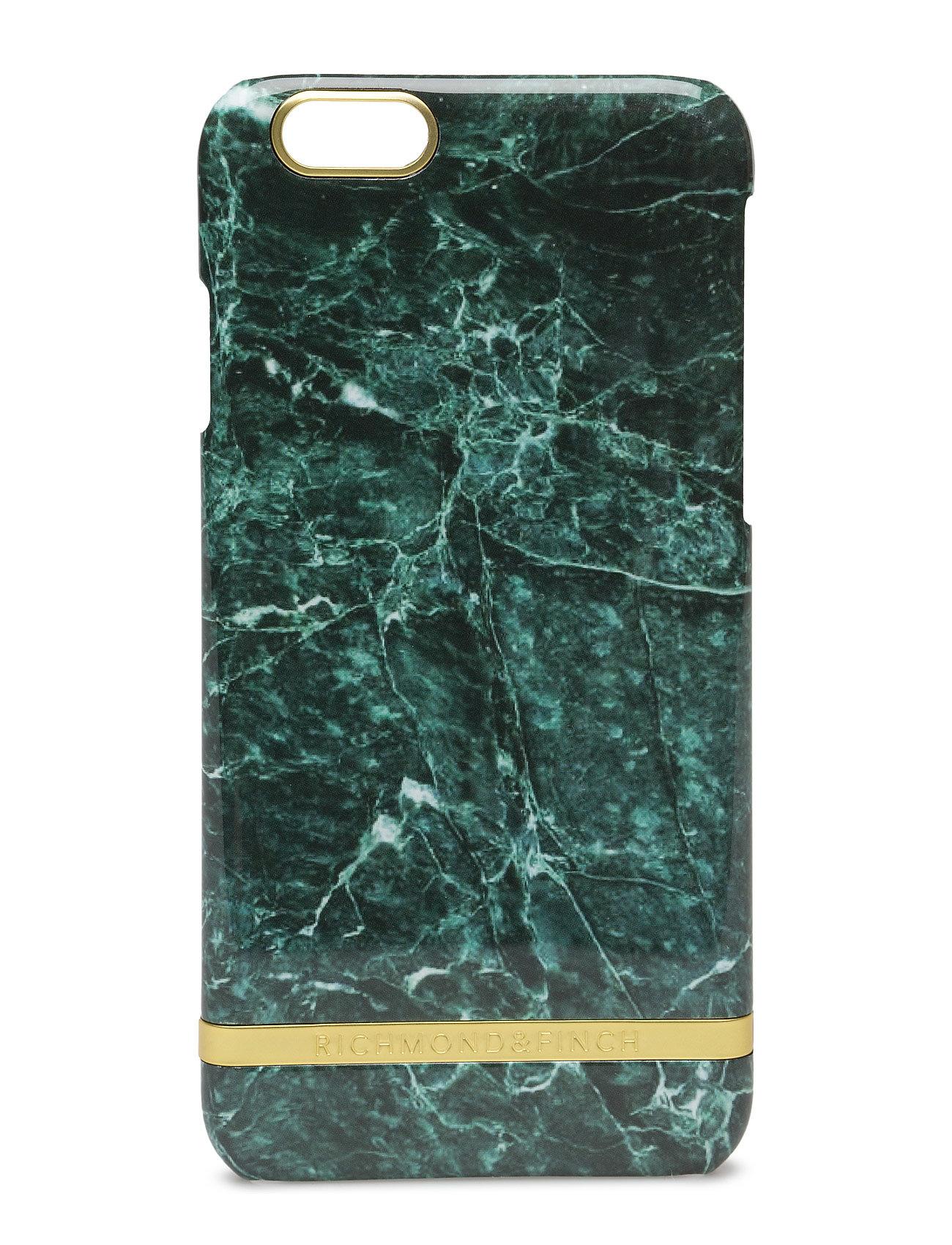 White Marble Glossy Iphone 6/6s Richmond & Finch Mobiltelefon accessories til Damer i
