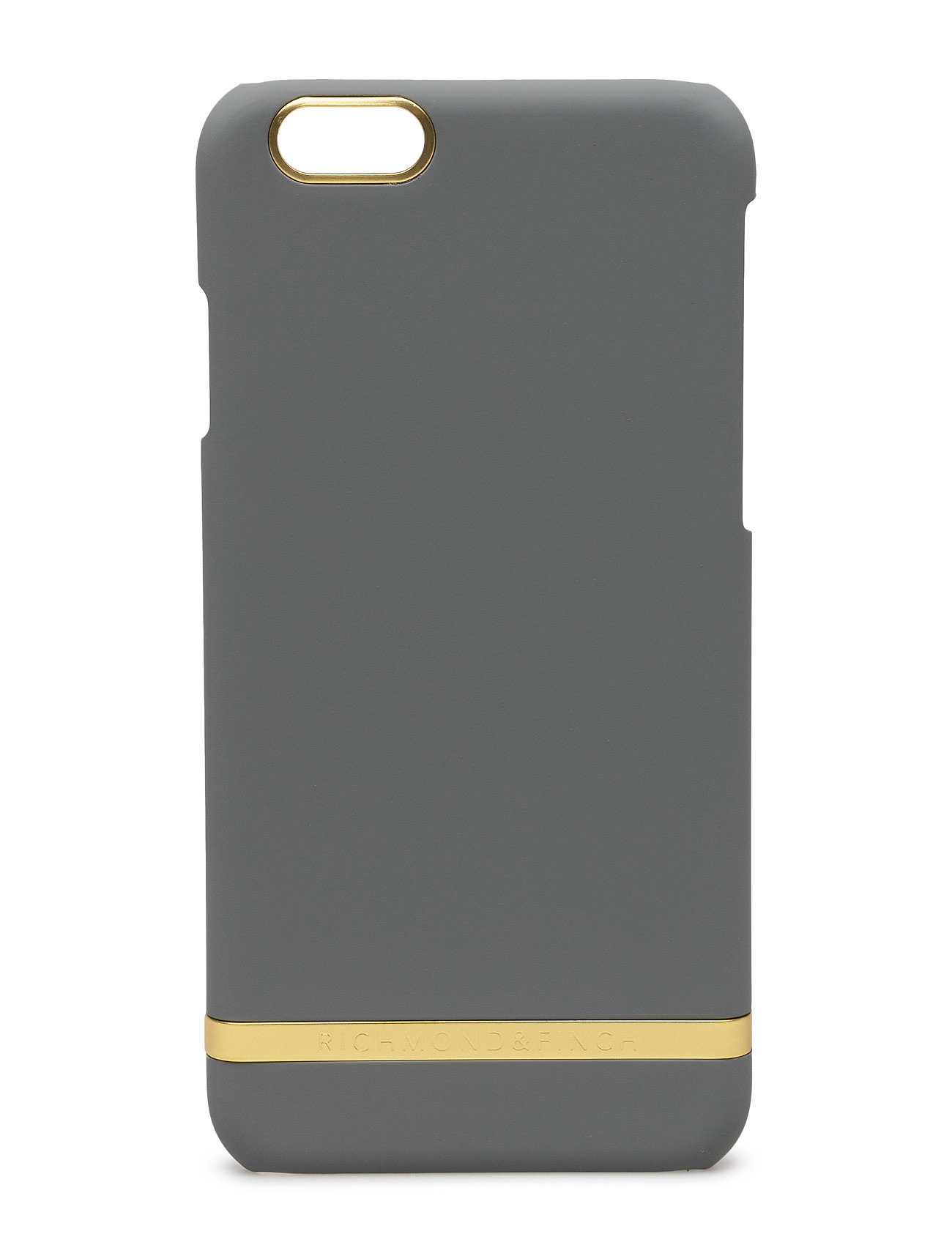 Classic Satin Black Iphone 6/6s Richmond & Finch Mobiltelefon accessories til Herrer i