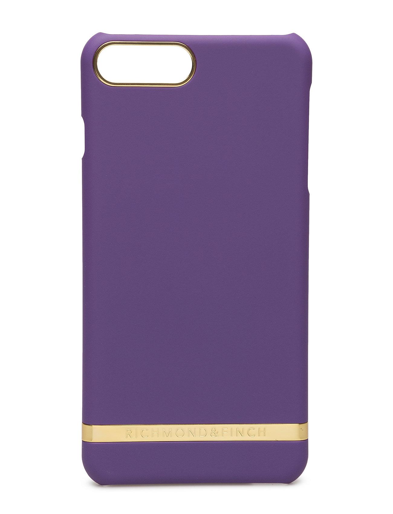 Acai Satin Iphone 7plus Richmond & Finch Mobiltelefon accessories til Mænd i
