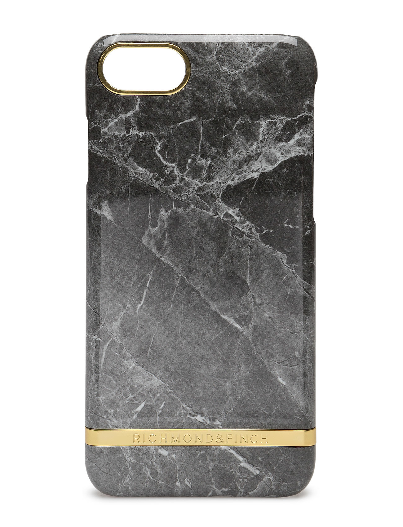 White Marble Glossy Iphone 7 Richmond & Finch Mobiltelefon accessories til Herrer i