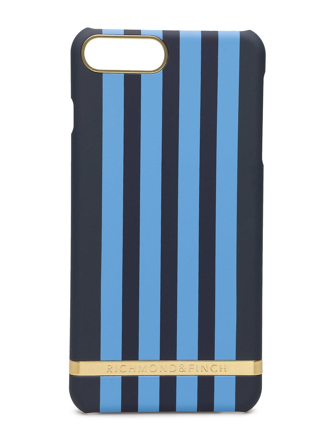 Riverside Satin Stripes Iphone 7plus Richmond & Finch Mobiltelefon accessories til Herrer i