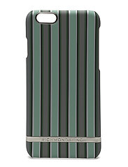 Kale Stripes - Silver details - GREEN